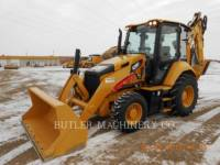 Equipment photo CATERPILLAR 420F2ST RETROEXCAVADORAS CARGADORAS 1