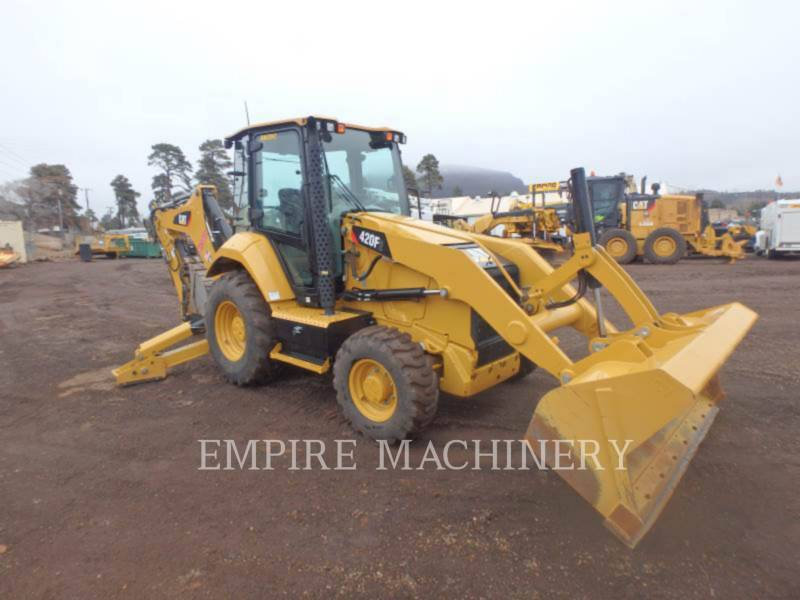 CATERPILLAR RETROEXCAVADORAS CARGADORAS 420F2ST equipment  photo 1