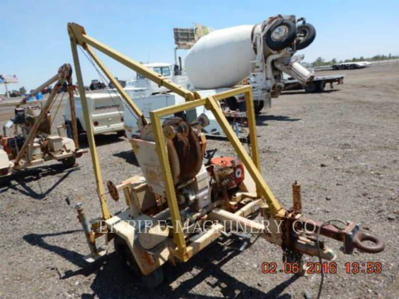 OTHER US MFGRS EQUIPAMENTOS DIVERSOS/OUTROS SRP50-T equipment  photo 4