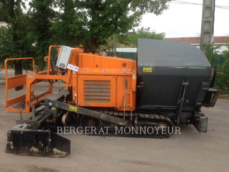 CATERPILLAR SCHWARZDECKENFERTIGER BB621E equipment  photo 1