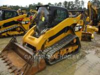 CATERPILLAR SKID STEER LOADERS 299D ACHF equipment  photo 4