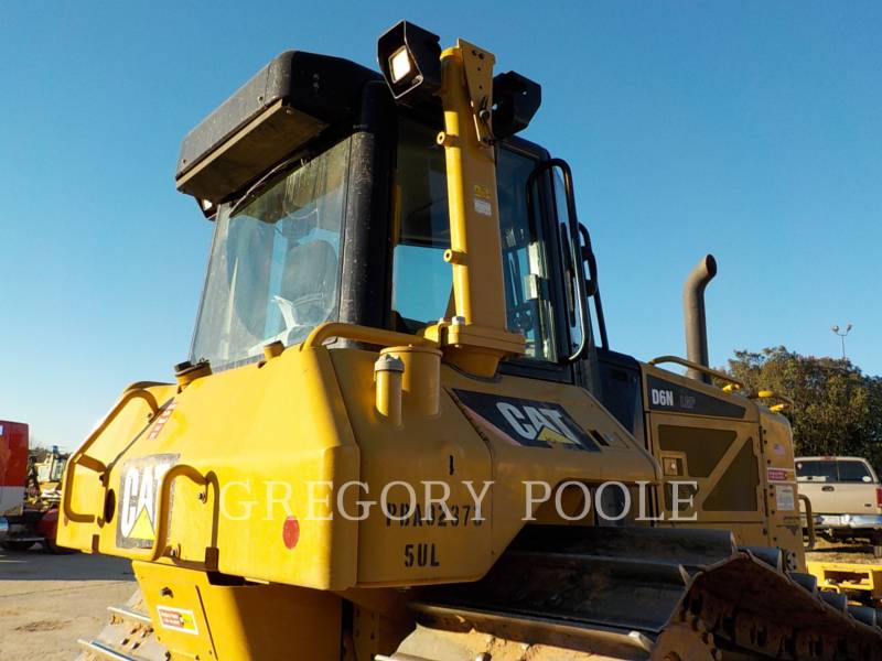 CATERPILLAR TRACK TYPE TRACTORS D6N equipment  photo 12