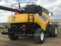 NEW HOLLAND MÄHDRESCHER CR9070 equipment  photo 3