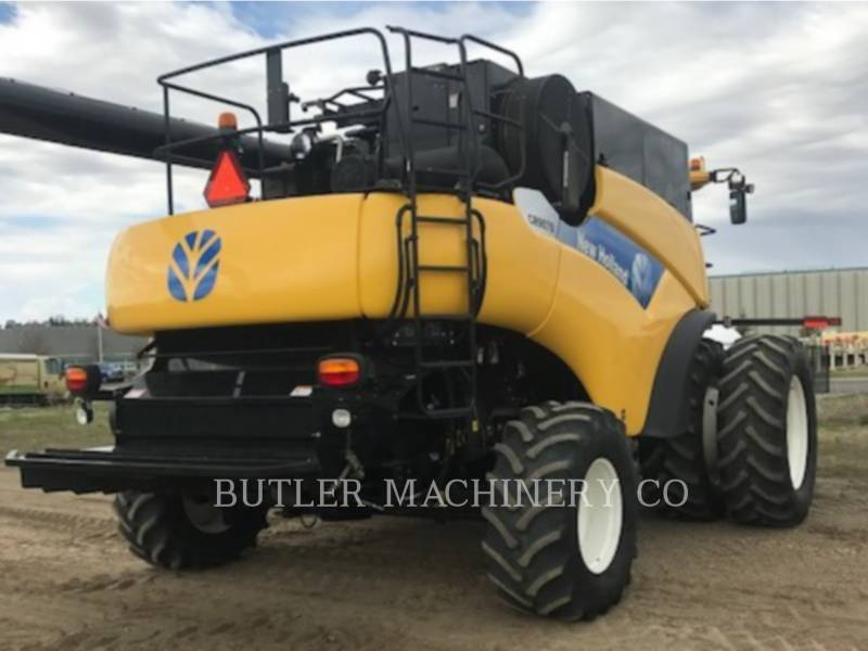 NEW HOLLAND COMBINÉS CR9070 equipment  photo 3