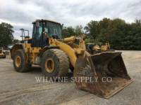 Equipment photo CATERPILLAR 972G WHEEL LOADERS/INTEGRATED TOOLCARRIERS 1