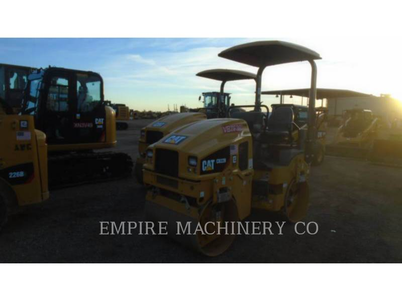 CATERPILLAR COMPACTEURS TANDEMS VIBRANTS CB22B equipment  photo 4