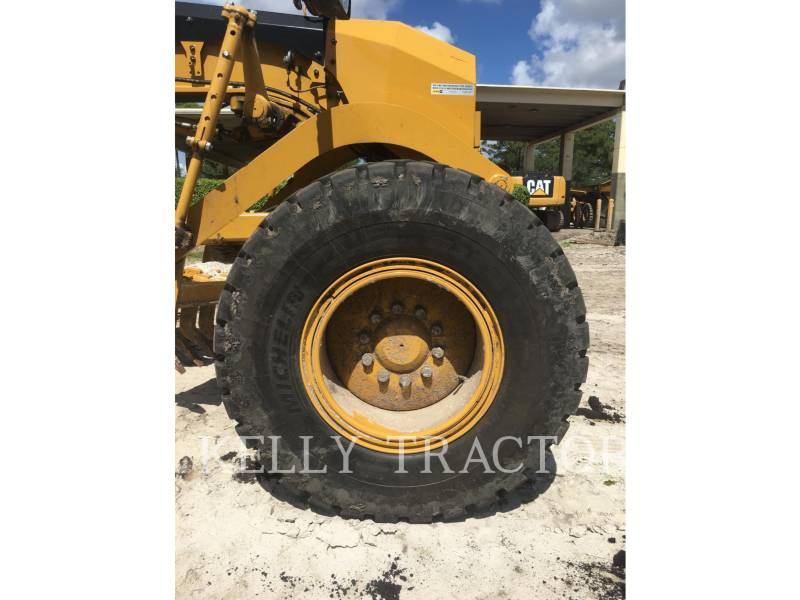 CATERPILLAR MOTORGRADER 12M3 equipment  photo 18