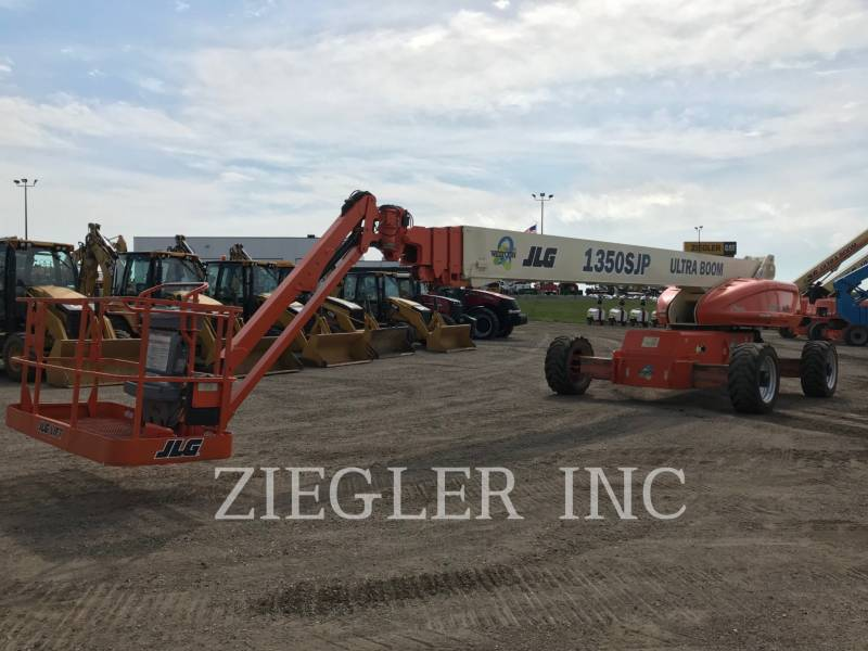 JLG INDUSTRIES, INC. LIFT - BOOM 1350SJP equipment  photo 1