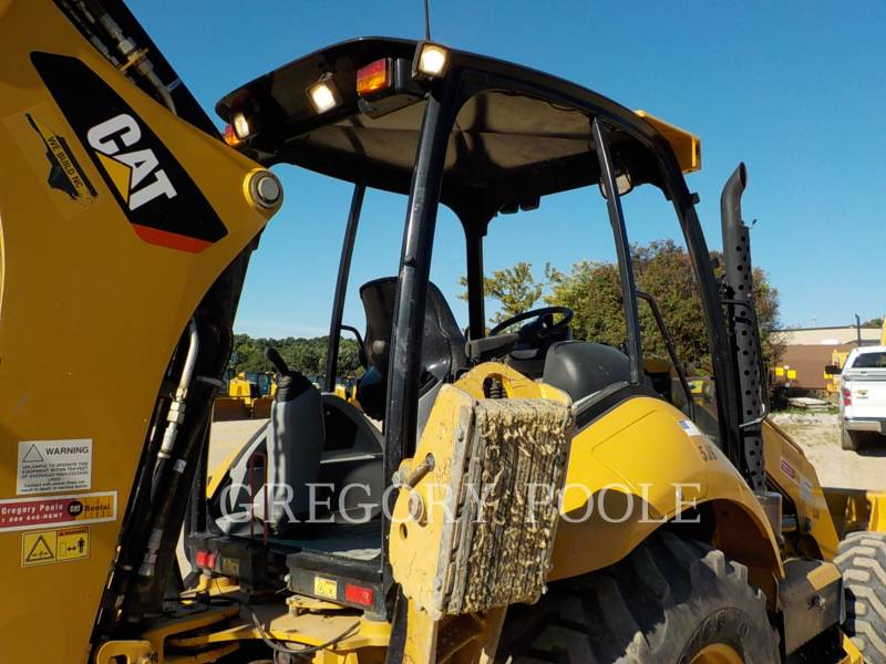 CATERPILLAR BACKHOE LOADERS 420F/HAM equipment  photo 10