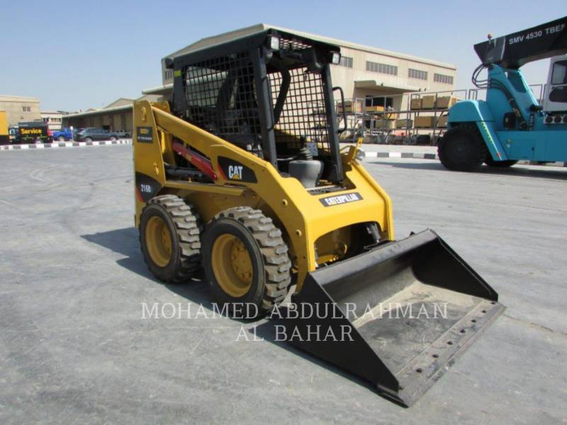 CATERPILLAR SKID STEER LOADERS 216 B SERIES 3 equipment  photo 7