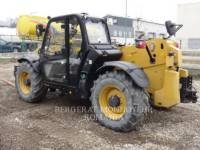 CATERPILLAR TELEHANDLER TH407 equipment  photo 3