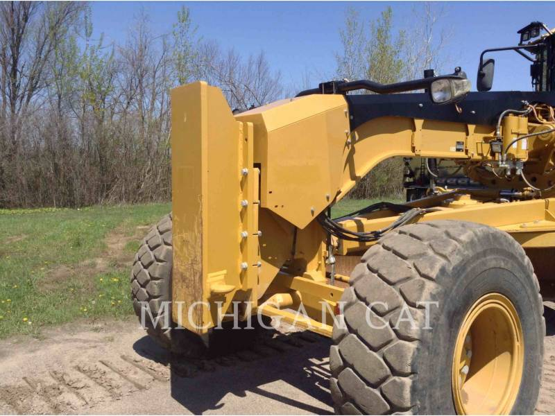 CATERPILLAR MOTONIVELADORAS 14M R equipment  photo 12