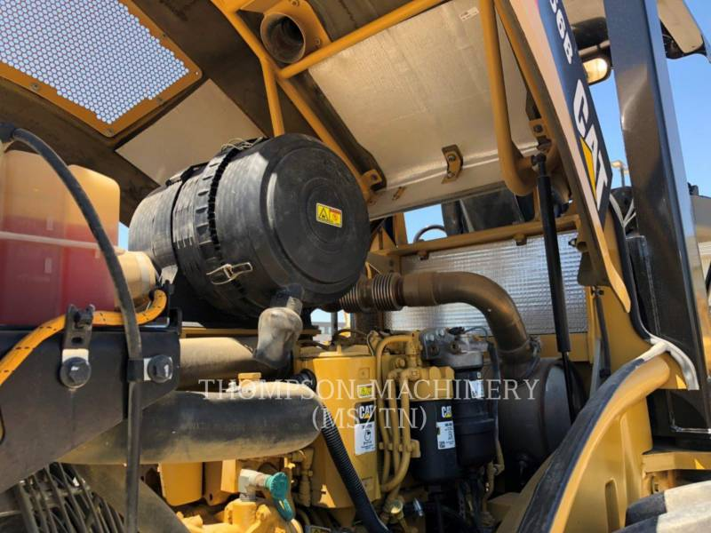 CATERPILLAR VIBRATORY SINGLE DRUM PAD CP56B equipment  photo 11