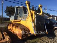 Equipment photo KOMATSU D155AX TRACTEURS SUR CHAINES 1