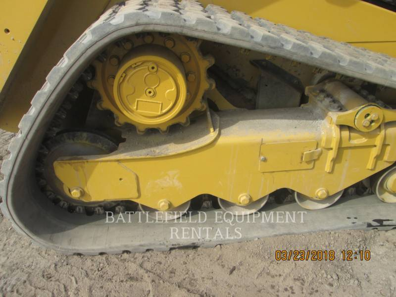 CATERPILLAR CHARGEURS TOUT TERRAIN 259DLRC equipment  photo 14