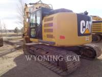 CATERPILLAR EXCAVADORAS DE CADENAS 320EL RR equipment  photo 2