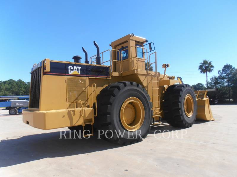CATERPILLAR WHEEL LOADERS/INTEGRATED TOOLCARRIERS 992C equipment  photo 3