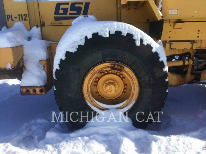 VOLVO CONSTRUCTION EQUIPMENT WHEEL LOADERS/INTEGRATED TOOLCARRIERS L120 equipment  photo 16