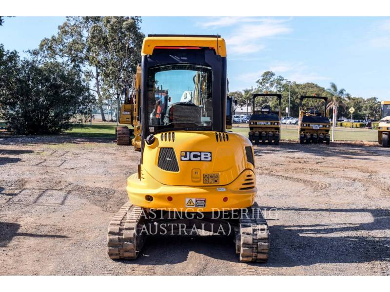 JCB TRACK EXCAVATORS 8035ZTS_JC equipment  photo 8