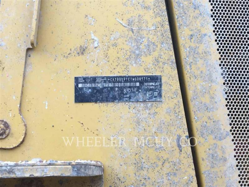 CATERPILLAR TRACTORES DE CADENAS D9T DT SUW equipment  photo 7