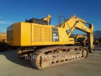 KOMATSU TRACK EXCAVATORS PC 600 equipment  photo 1