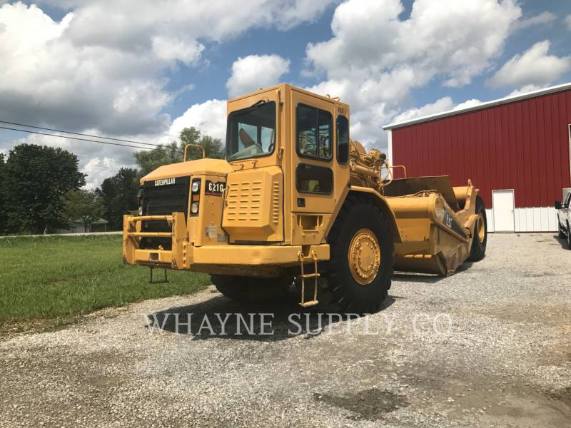 CATERPILLAR WHEEL TRACTOR SCRAPERS 621G equipment  photo 1