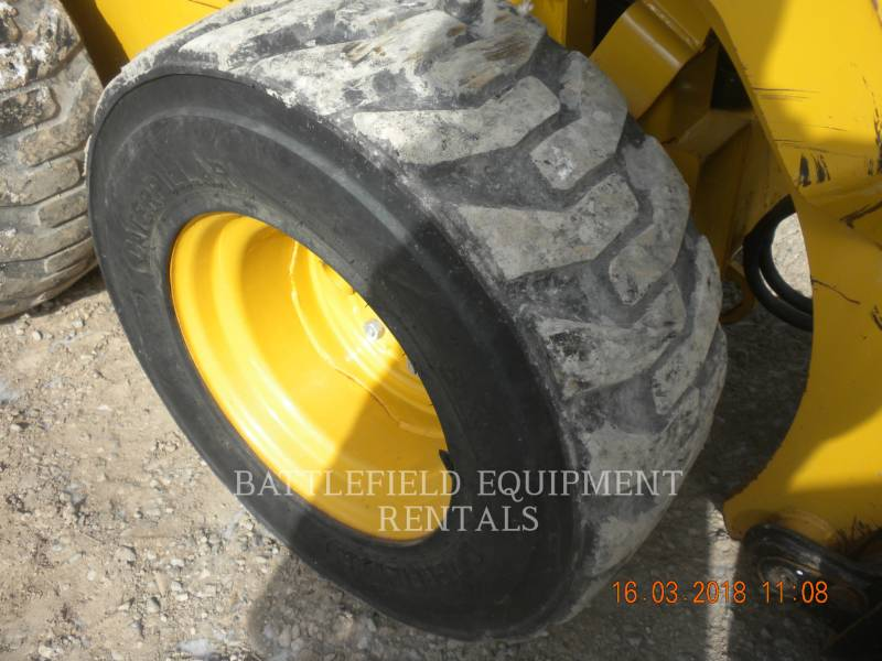 CATERPILLAR SCHRANKLADERS 236D equipment  photo 11