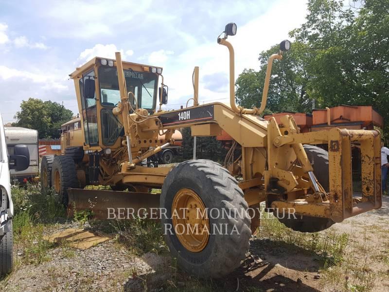 CATERPILLAR BERGBAU-MOTORGRADER 140HNA equipment  photo 2