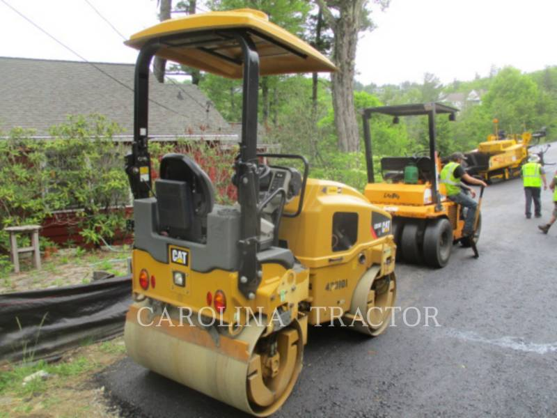 CATERPILLAR COMPACTADORES CB24B equipment  photo 5