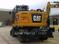 CATERPILLAR ESCAVADEIRAS DE RODAS M315F equipment  photo 4