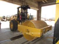 CATERPILLAR 振動シングル・ドラム・パッド CS56B equipment  photo 4