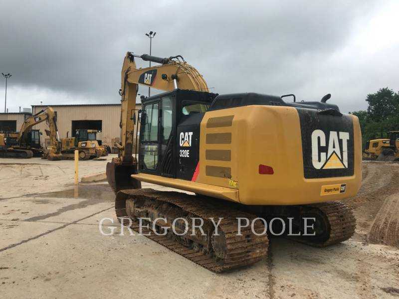 CATERPILLAR PELLES SUR CHAINES 320E L equipment  photo 10