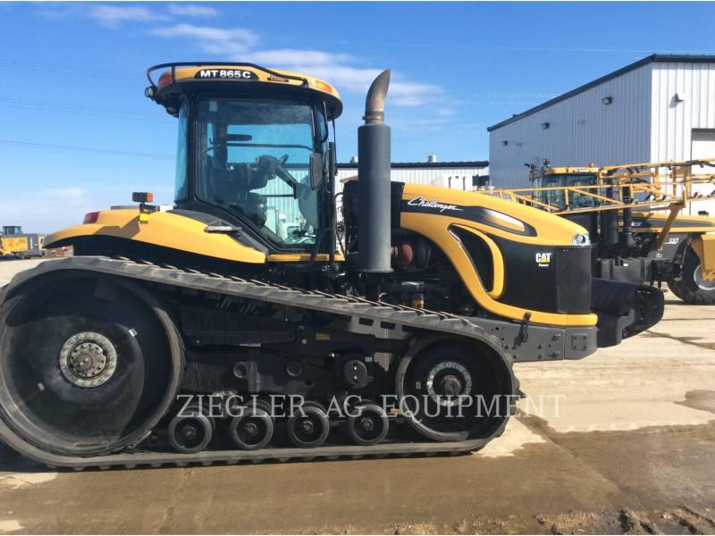 AGCO-CHALLENGER TRACTEURS AGRICOLES MT865C equipment  photo 6