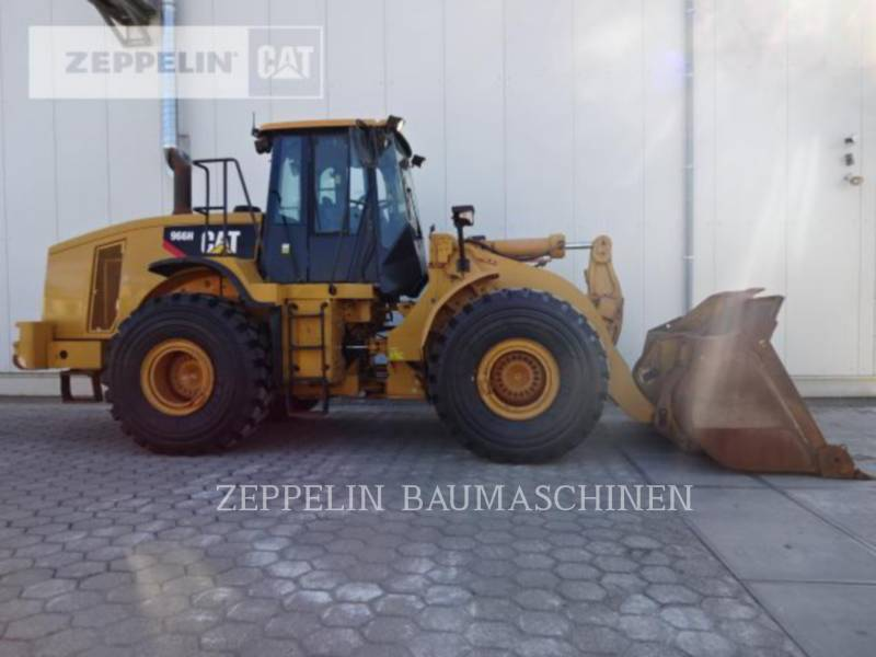 CATERPILLAR WHEEL LOADERS/INTEGRATED TOOLCARRIERS 966H equipment  photo 5