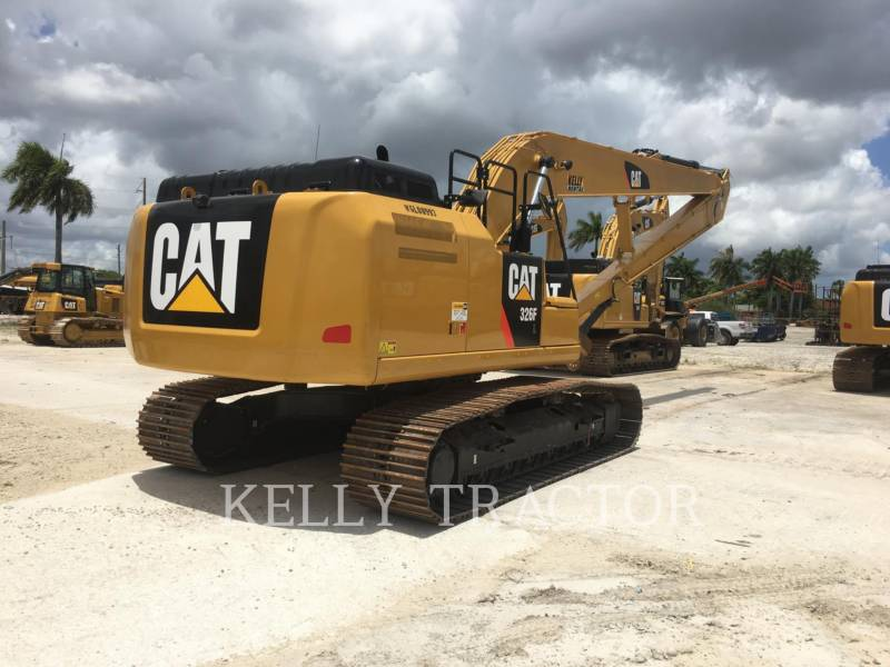 CATERPILLAR トラック油圧ショベル 326FL equipment  photo 5