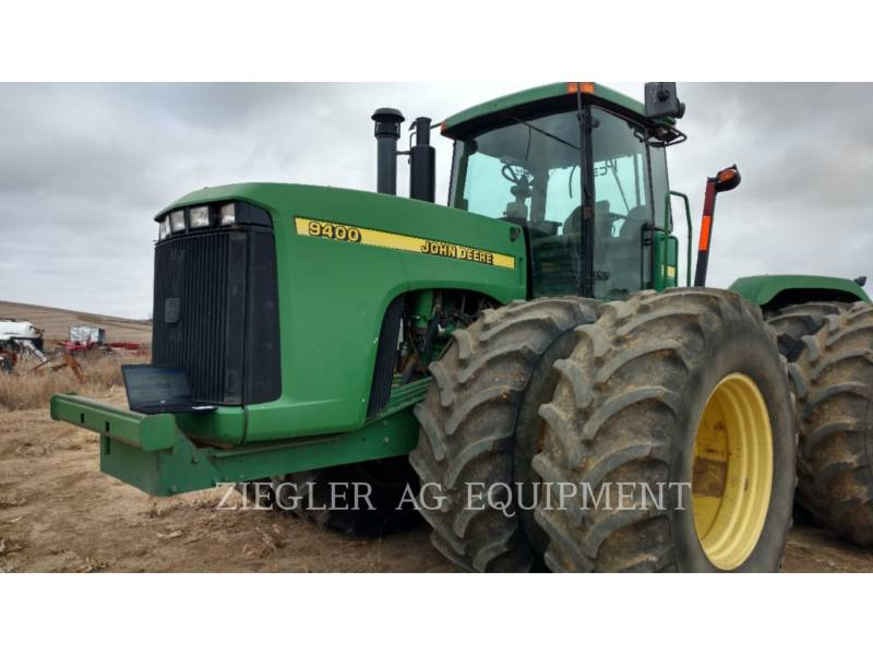 DEERE & CO. AG TRACTORS 9400 equipment  photo 1