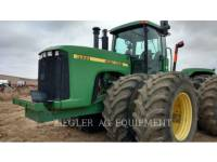 Equipment photo DEERE & CO. 9400 AG TRACTORS 1