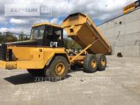 Equipment photo CATERPILLAR D250E KNIKGESTUURDE TRUCKS 1