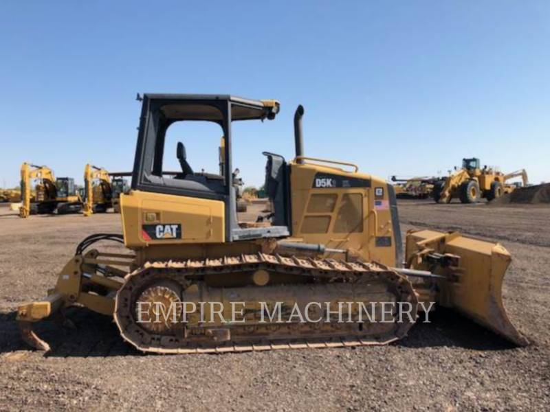 CATERPILLAR TRACK TYPE TRACTORS D5K2XL equipment  photo 6
