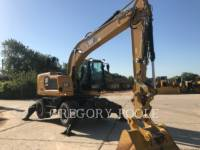 Equipment photo CATERPILLAR M316F ESCAVATORI GOMMATI 1