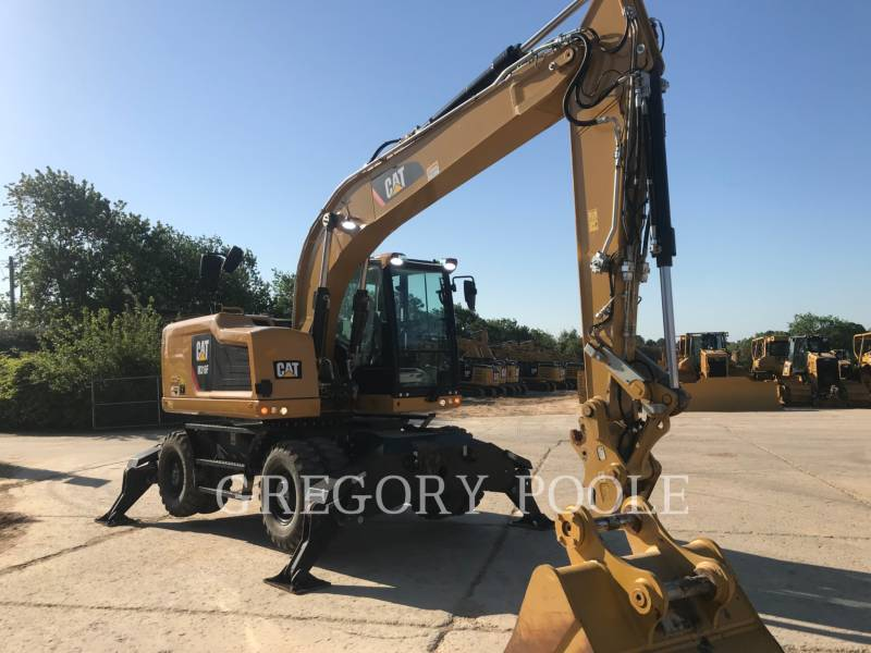 CATERPILLAR WHEEL EXCAVATORS M316F equipment  photo 1