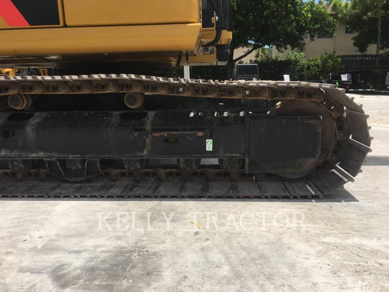 CATERPILLAR TRACK EXCAVATORS 313FL equipment  photo 8