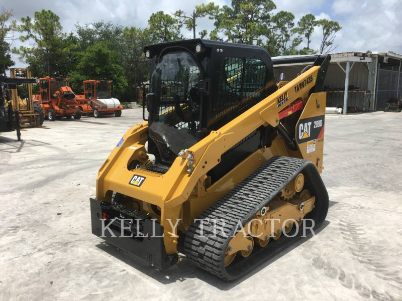 CATERPILLAR DELTALADER 289 D equipment  photo 1