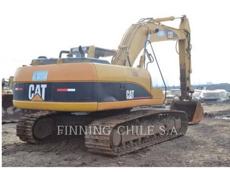 CATERPILLAR TRACK EXCAVATORS 322CL equipment  photo 7