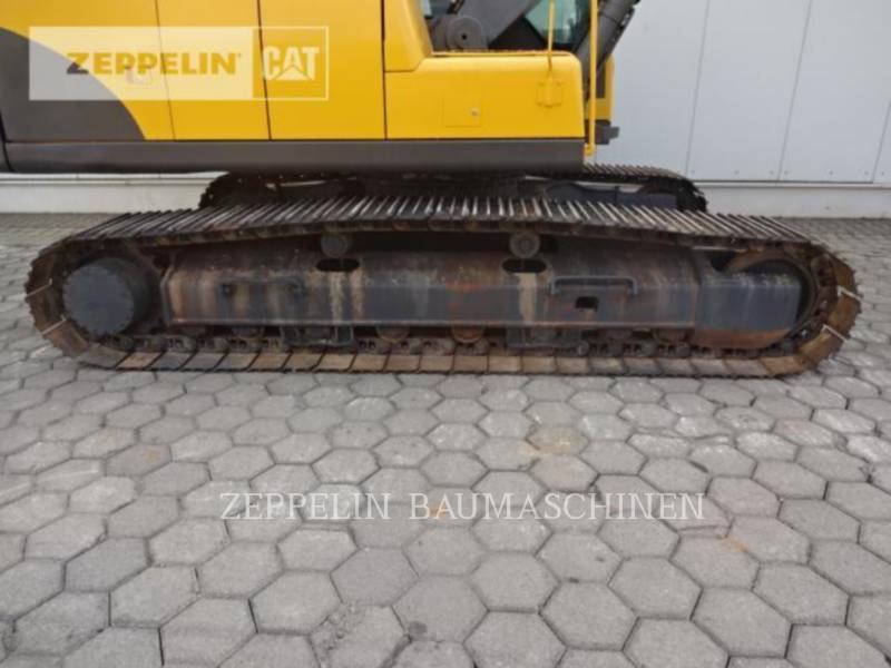 VOLVO CONSTRUCTION EQUIPMENT KETTEN-HYDRAULIKBAGGER EC210BLC equipment  photo 7