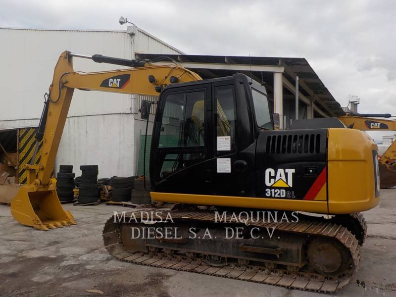 CATERPILLAR EXCAVADORAS DE CADENAS 312D2L equipment  photo 6