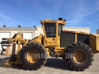Equipment photo TIGERCAT 720D FORESTRY - FELLER BUNCHERS - WHEEL 1