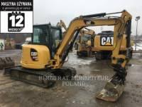 CATERPILLAR TRACK EXCAVATORS 305E CR equipment  photo 1