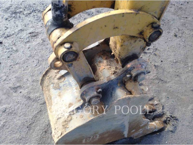 CATERPILLAR TRACK EXCAVATORS 304E CR equipment  photo 19