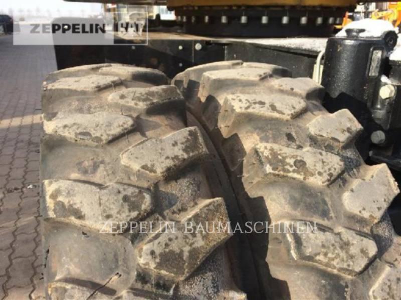 CATERPILLAR KOPARKI KOŁOWE M316D equipment  photo 11